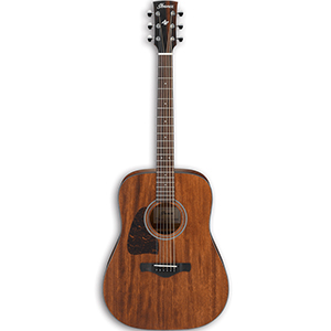 Ibanez AW54L Open Pore Natural