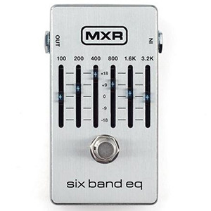 MXR Six Band EQ