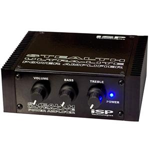 ISP Stealth Ultra-Lite Power Amplifier
