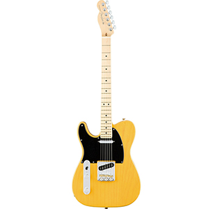 Fender American Professional Telecaster Left-Hand - Butterscotch Blonde