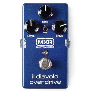 MXR CSP036 Il Diavolo Overdrive
