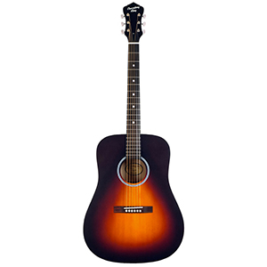 Recording King RDH-05 Satin Sunburst