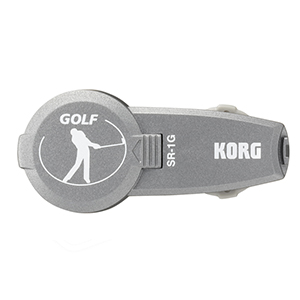 Korg SR-1G In-Ear Golf Metronome