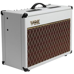 Vox AC15C1WB White Bronco