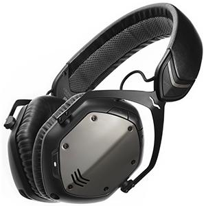 V-Moda Crossfade Wireless Gunmetal Black