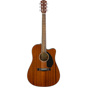 Fender CD-60SCE - All-Mahogany