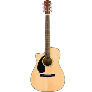 Fender CC-60SCE LH - Natural