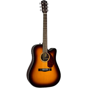 Fender CD-140SCE - Sunburst