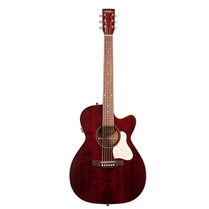 Art Lutherie Legacy CW QIT Tennessee Red