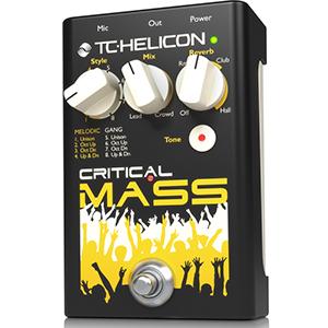 TC Helicon Critical Mass *Pre-Order