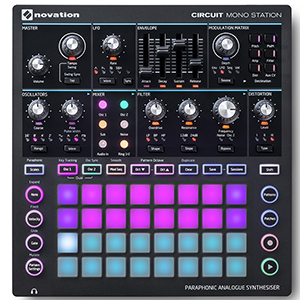 Novation Circuit Mono Station *Pre-Order
