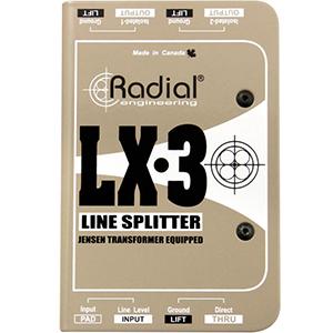 Radial LX-3