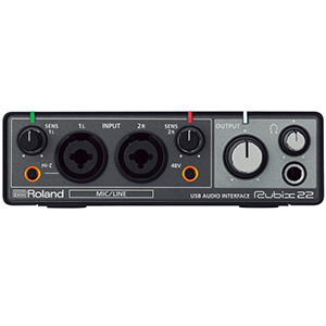 Roland Rubix22 USB