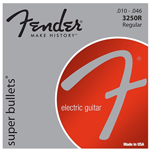 Fender 3250 Super Bullets - Regular
