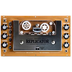 T Rex Eurorack Analog Tape Delay Module