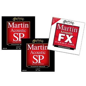 Martin 3 Pack Sampler