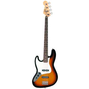 Fender Standard Jazz Bass Left-Handed Brown Sunburst