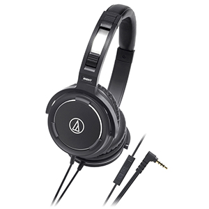 Audio Technica ATH-WS55iBK  Refurbished