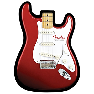Fender Stratocaster Mouse Pad