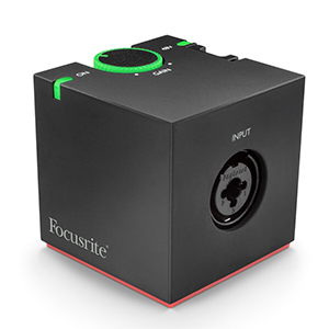 Focusrite iTrack One Pre
