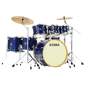 Tama CL72SCCW Superstar Classic Maple Blue Onyx Wrap