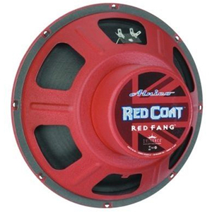 Eminence Alnico Red Coat Series Red Fang 12 Inch 16 Ohms