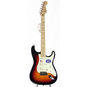 Fender American Deluxe Stratocaster - 3 Tone Sunburst *Blemished