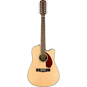 Fender CD-140SCE 12-String - Natural