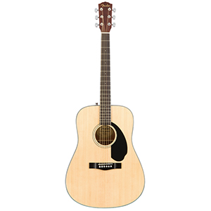Fender  CD-60S Dreadnought Pack - Natural