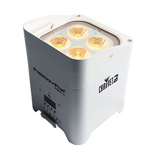 Chauvet DJ Freedom Par Hex-4 White