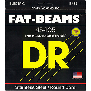 DR Fat Beams 45 4-String