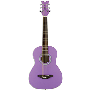 Daisy Rock JR. Miss Acoustic Popsicle Purple