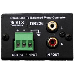Rolls DB226
