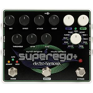 Electro Harmonix Superego+