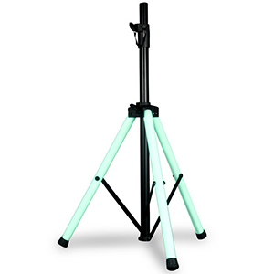 American DJ Color Speaker Stand LED