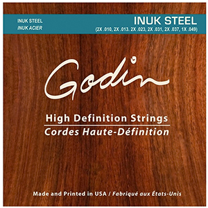 Godin Inuk Steel Strings