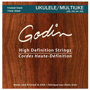 Godin Ukulele / MultiUke Strings