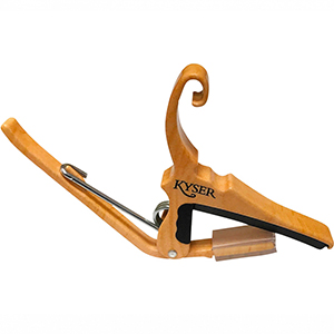 Kyser 6-String Kyser Capo - Maple