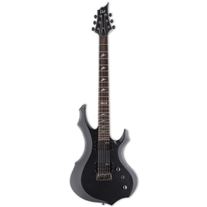 ESP F-200B Charcoal Metallic