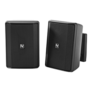 Electro Voice EVID-S4.2 Pair - Black