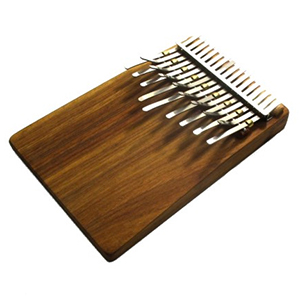Hugh Tracey African Tuned Karimba with Pickup