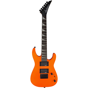 Jackson JS 1X Dinky Minion - Neon Orange