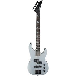 Jackson JS1X Concert Bass Minion - Satin Silver