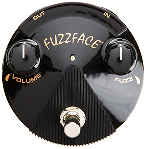 Dunlop FFM4 Joe Bonamassa Fuzz Face