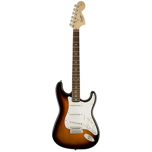 Squier Affinity Series Stratocaster - Brown Sunburst