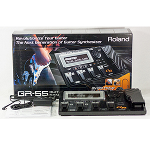 Roland GR-55S Black *Pre-Owned