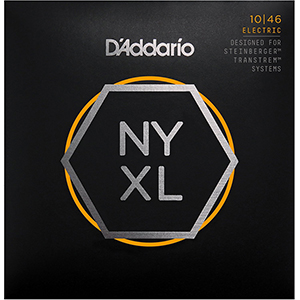 Daddario NYXLS1046 - Steinberger Regular Light