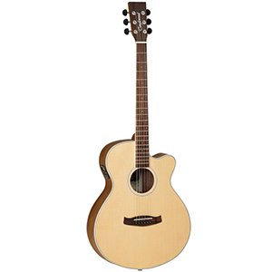 Tanglewood DBT DCE BW