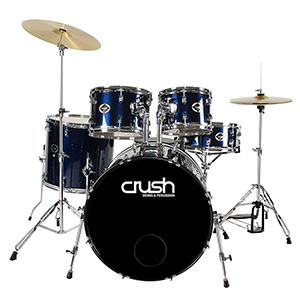 Crush Alpha - Midnight Blue