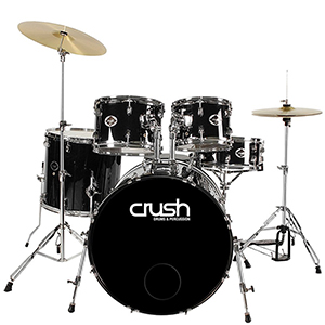Crush Alpha - Black